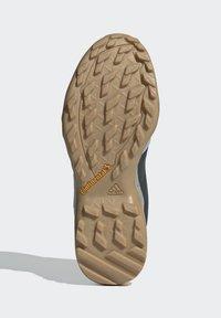 adidas Performance - TERREX AX3 BLUESIGN HIKING SHOES - Hiking shoes - blue - 3