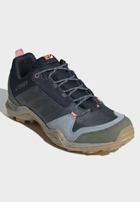 adidas Performance - TERREX AX3 BLUESIGN HIKING SHOES - Hiking shoes - blue - 4