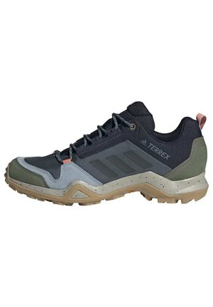 TERREX AX3 BLUESIGN HIKING SHOES - Hiking shoes - blue