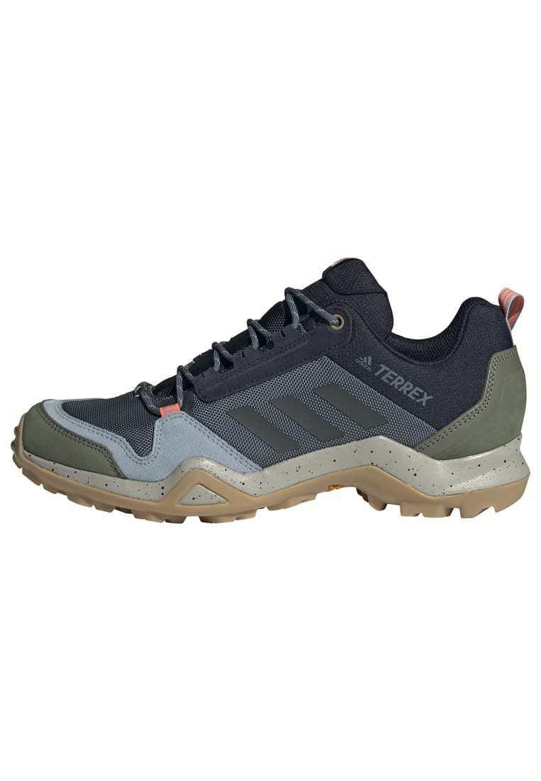 adidas Performance - TERREX AX3 BLUESIGN HIKING SHOES - Hiking shoes - blue