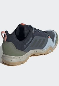 adidas Performance - TERREX AX3 BLUESIGN HIKING SHOES - Hiking shoes - blue - 5