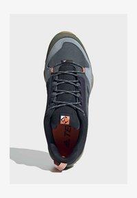 adidas Performance - TERREX AX3 BLUESIGN HIKING SHOES - Hiking shoes - blue - 2