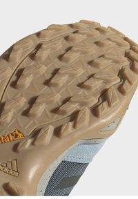 adidas Performance - TERREX AX3 BLUESIGN HIKING SHOES - Hiking shoes - blue - 6