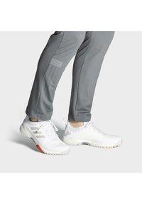 adidas Performance - CODECHAOS GOLF SHOES - Golfsko - white - 1
