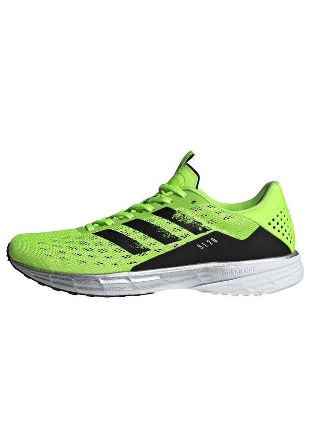 Stabilty running shoes - green