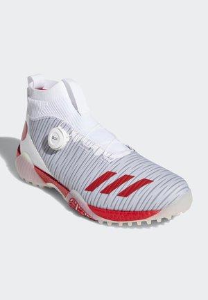 CODECHAOS BOA GOLF SHOES - Golf shoes - white