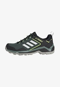 adidas Performance - TERREX EASTRAIL GORE-TEX HIKING SHOES - Hiking shoes - black - 1