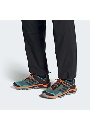 TERREX EASTRAIL HIKING SHOES - Hiking shoes - turquoise