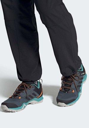 TERREX AX3 HIKING SHOES - Hiking shoes - green