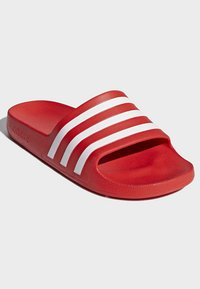 adidas Performance - ADILETTE AQUA SLIDES - Sandali da bagno - red - 4