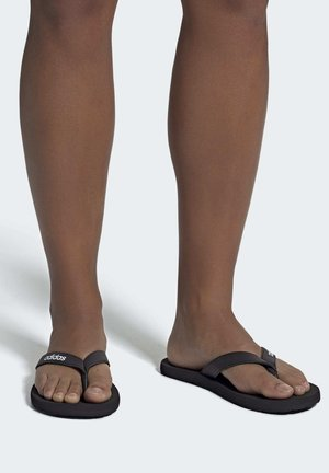 EEZAY FLIP-FLOPS - T-bar sandals - black