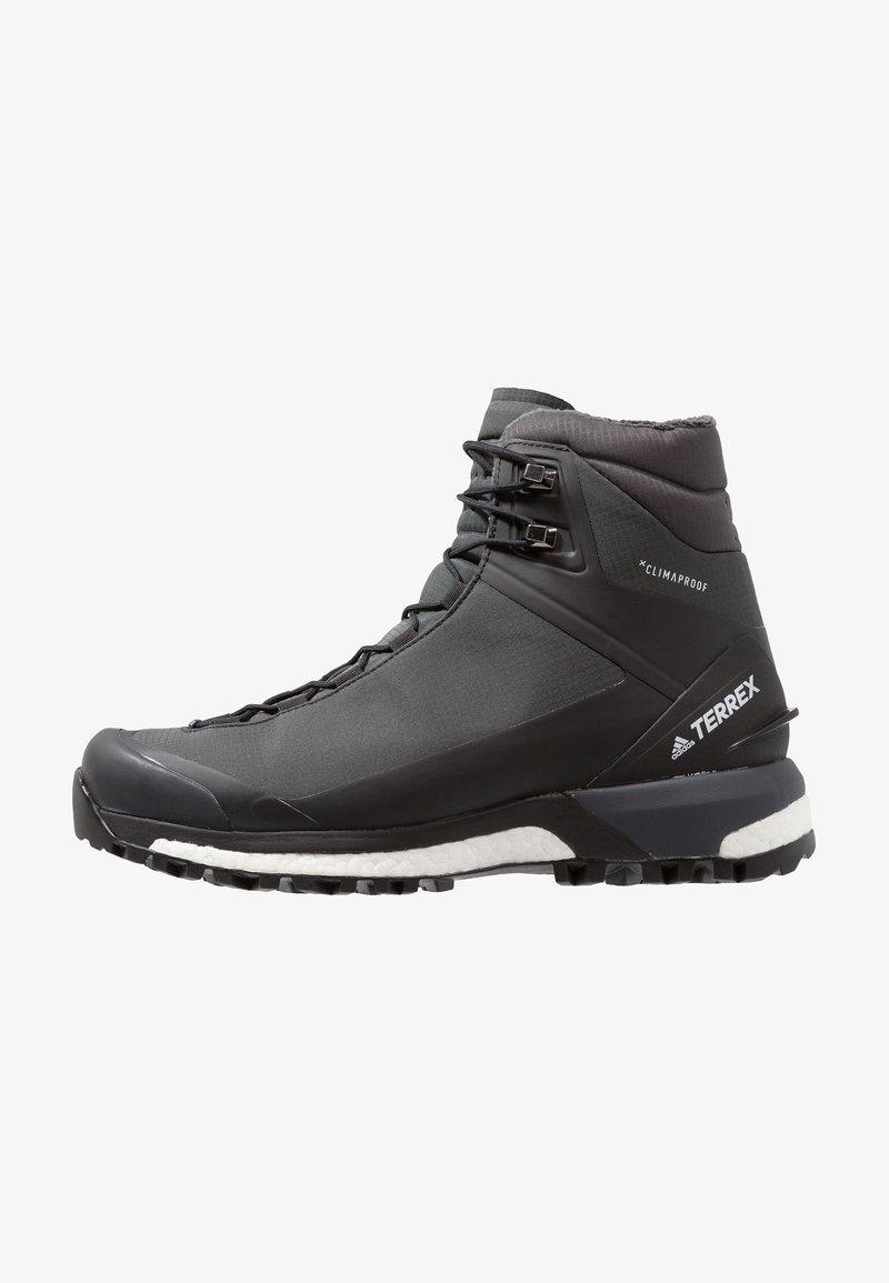 adidas Performance - TERREX TRACEFINDER CH CP - Vinterstövlar - core black/grey five