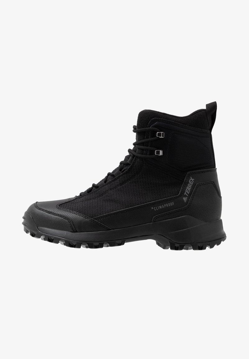 adidas Performance - TERREX FROZETRACK HIGH WINTER HIKING SHOES - Chaussures de marche - core black/grey four