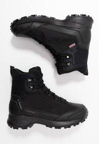 adidas Performance - TERREX FROZETRACK HIGH WINTER HIKING SHOES - Chaussures de marche - core black/grey four - 1