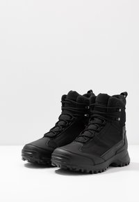 adidas Performance - TERREX FROZETRACK HIGH WINTER HIKING SHOES - Hikingskor - core black/grey four