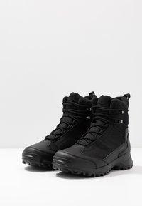 adidas Performance - TERREX FROZETRACK HIGH WINTER HIKING SHOES - Chaussures de marche - core black/grey four - 2