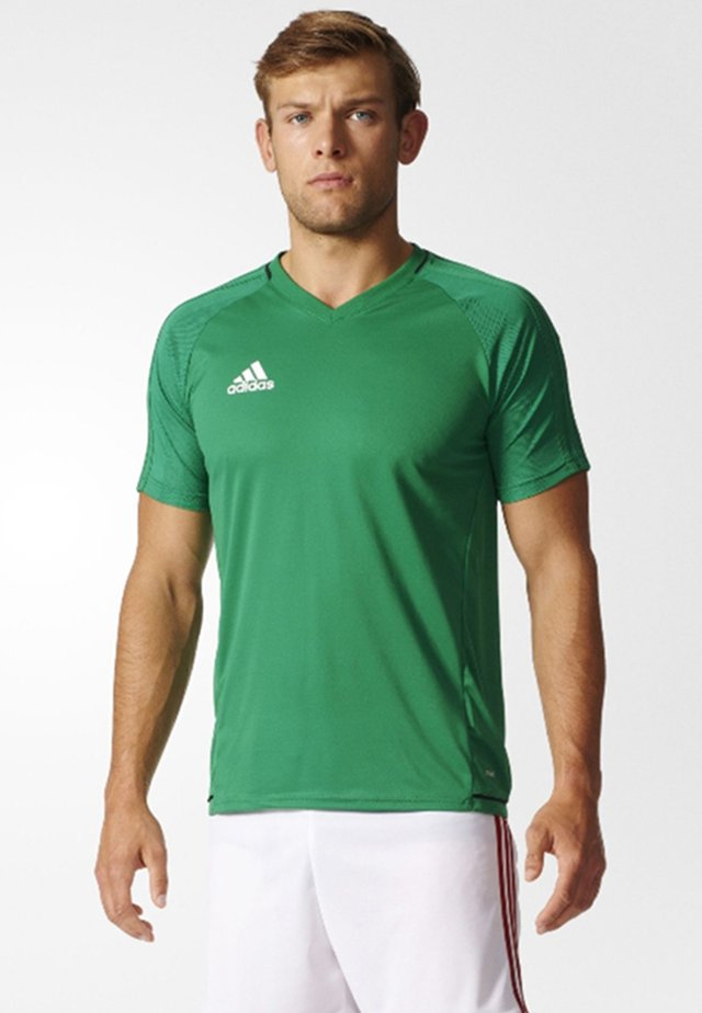 TIRO 17  - Sportswear - green/black/white