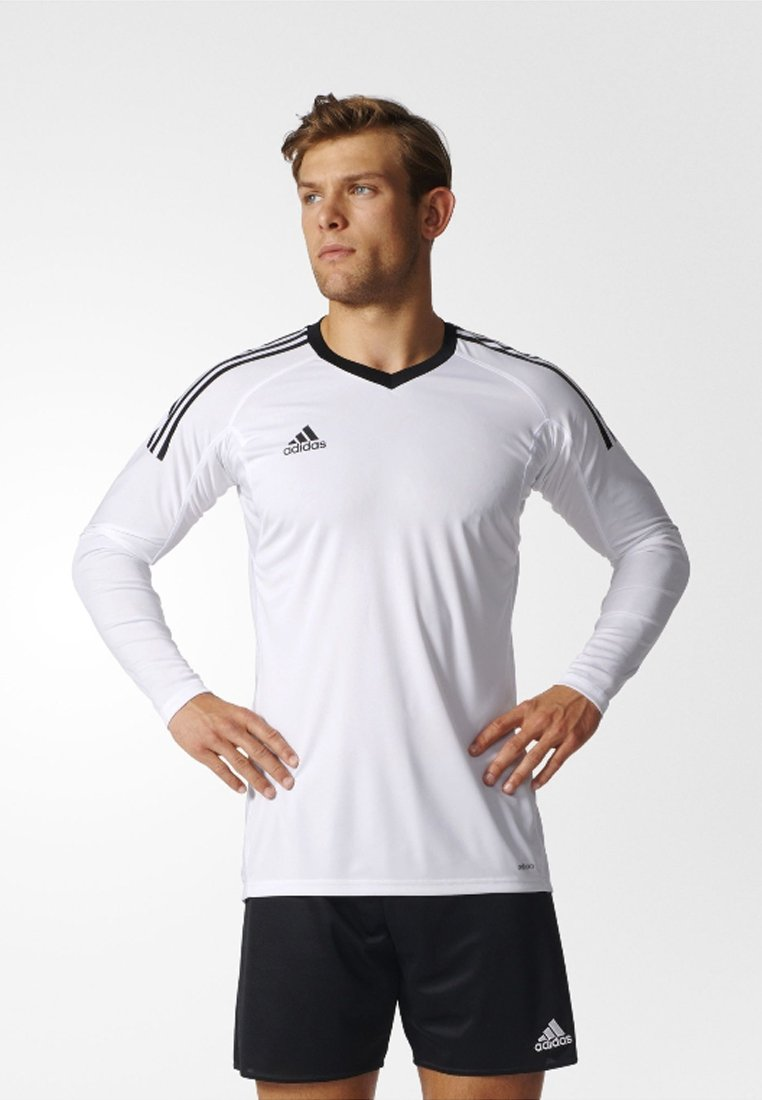 adidas Performance - REVIGO - Goalkeeper shirt - white