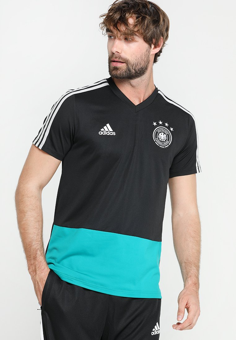 adidas Performance - DFB DEUTSCHLAND - National team wear - black