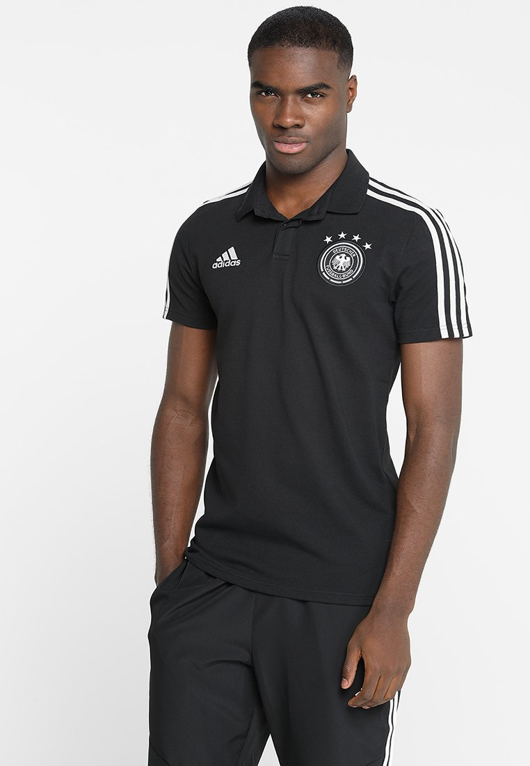 adidas Performance - DFB DEUTSCHLAND - Squadra nazionale - black/grey two
