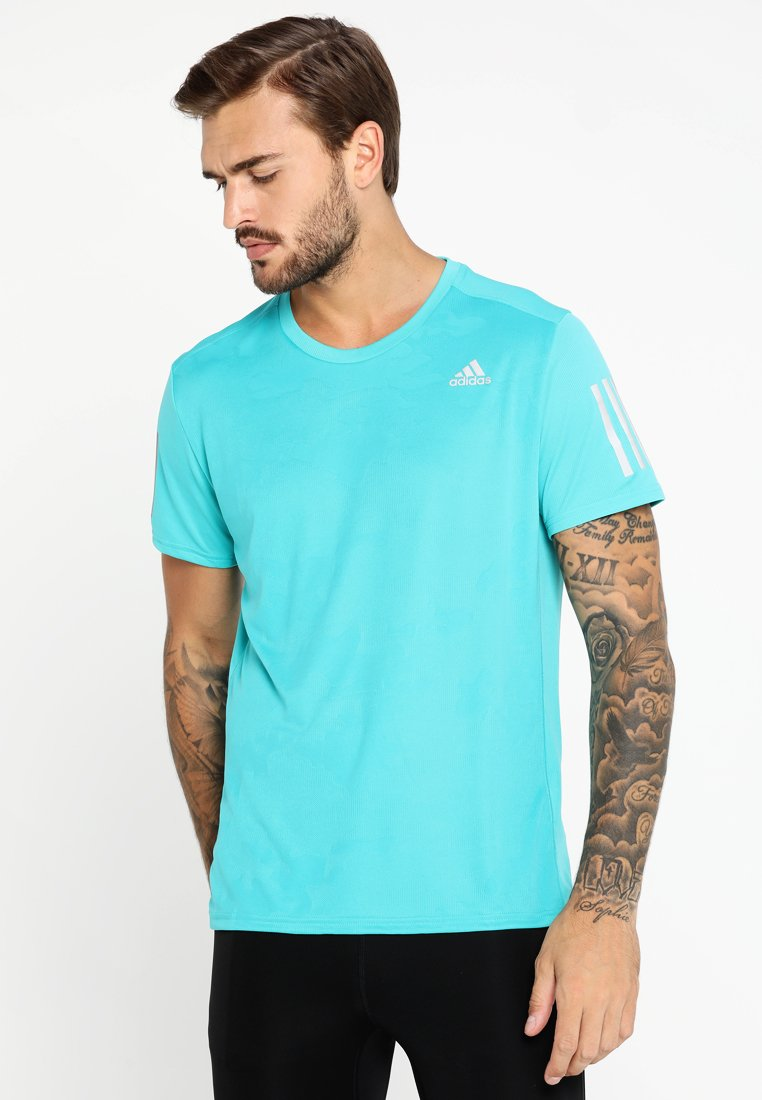 adidas Performance - TEE - T-shirt print - hiraqu