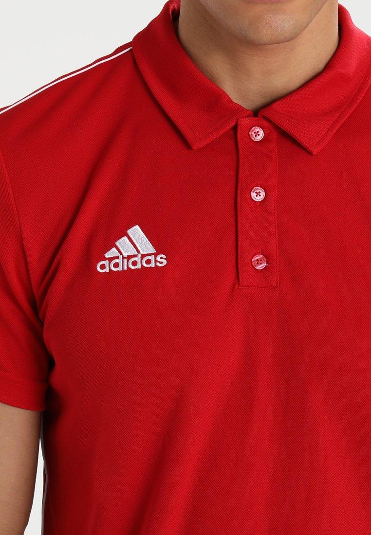 adidas Performance CORE18 - T-shirt de sport powred/white