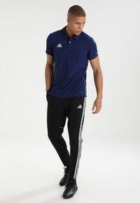 adidas Performance - CORE18 - Camiseta de deporte - darkblue/white - 1