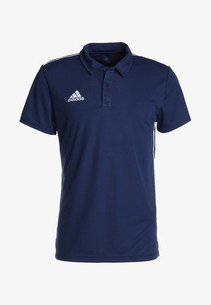 CORE18 - Sports shirt - darkblue/white
