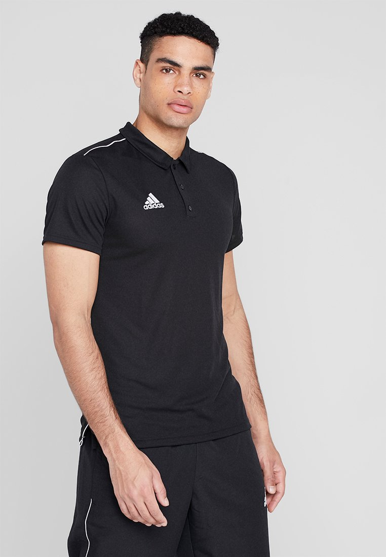 adidas Performance - CORE18 - Funktionsshirt - black/white