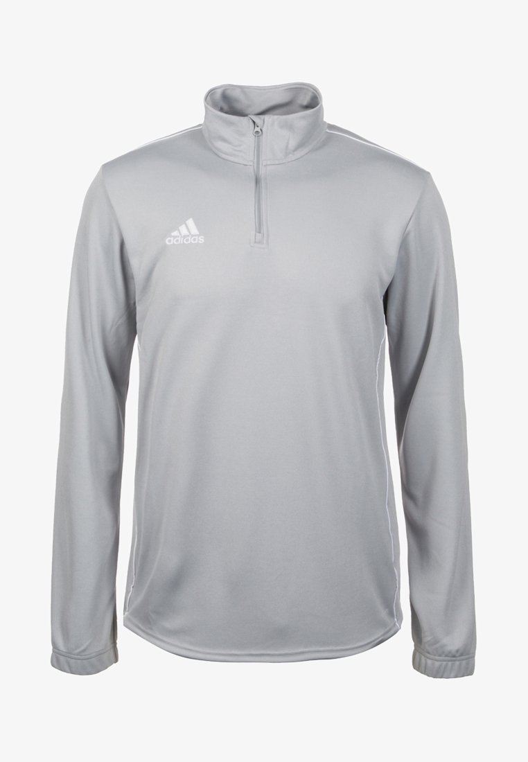 adidas Performance - CORE 18 TRAINING TOP - Funktionsshirt - grey