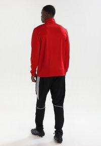 adidas Performance - CORE 18 TRAINING TOP - Tekninen urheilupaita - powred/white - 2