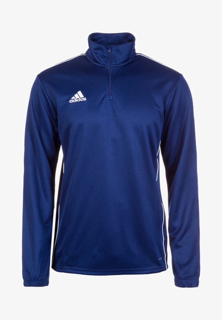 adidas Performance - CORE 18 TRAINING TOP - T-shirt de sport - dark blue