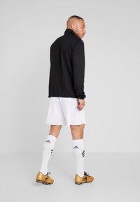 adidas Performance - CORE 18 TRAINING TOP - Koszulka sportowa - black/white - 2