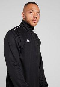 adidas Performance - CORE 18 TRAINING TOP - Koszulka sportowa - black/white - 4