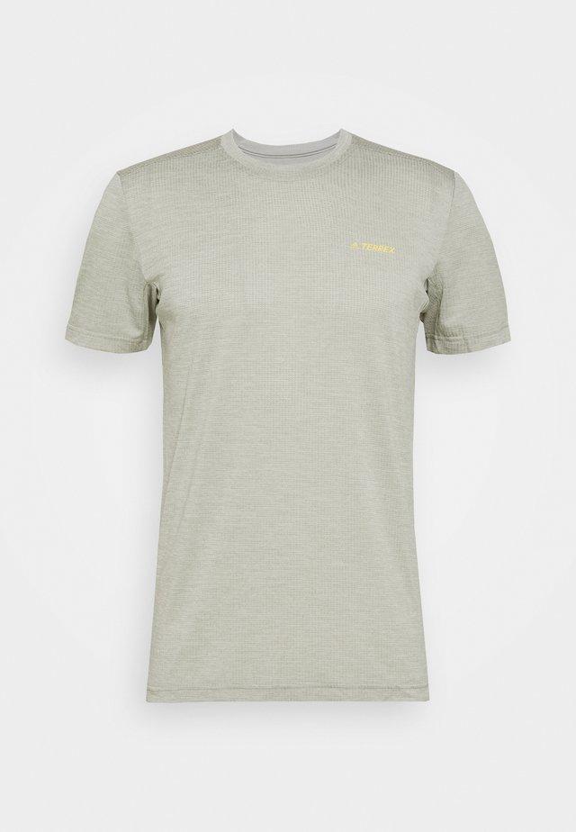 TERREX TIVID - Camiseta básica - grey