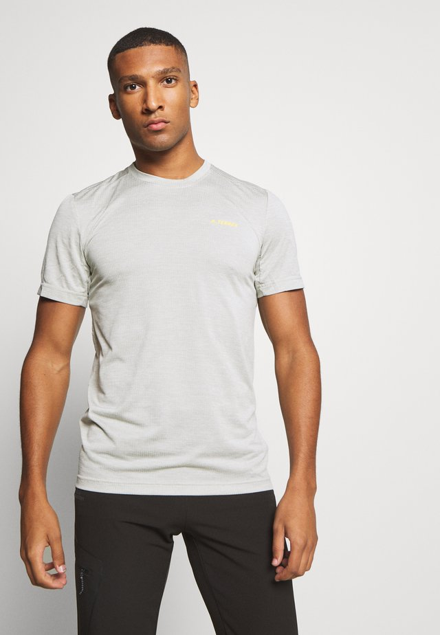 TERREX TIVID - Basic T-shirt - grey