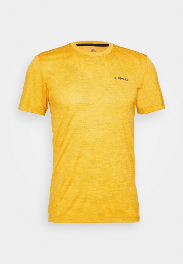 TERREX TIVID - Camiseta básica - legend gold