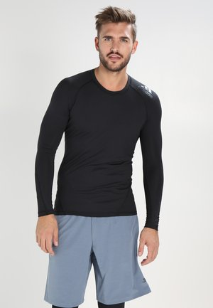 ASK TEE - Sports shirt - black
