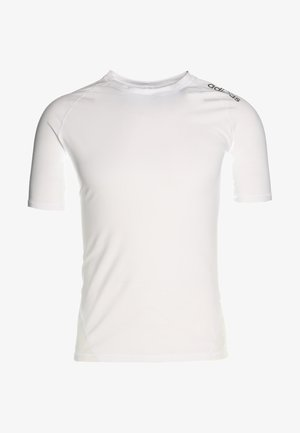 ALPHASKIN - T-shirt basique - white
