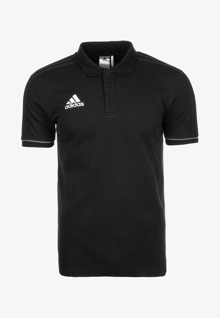adidas Performance - TIRO - Funktionsshirt - black/grey