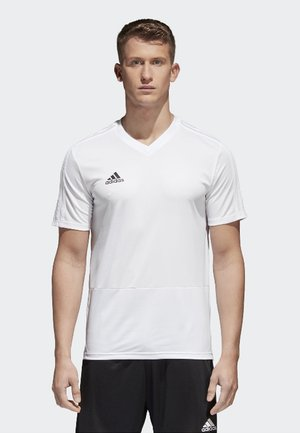 CONDIVO 18 TRAINING JERSEY - T-shirt basic - white/black