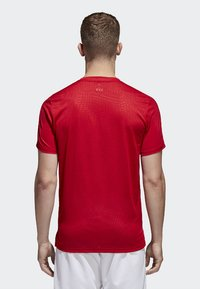adidas Performance - CONDIVO 18 TRAINING JERSEY - T-shirts - power red/white - 1