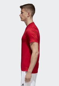 adidas Performance - CONDIVO 18 TRAINING JERSEY - T-shirts - power red/white - 2