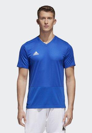 CONDIVO 18 TRAINING JERSEY - T-shirt basique - bold blue/white