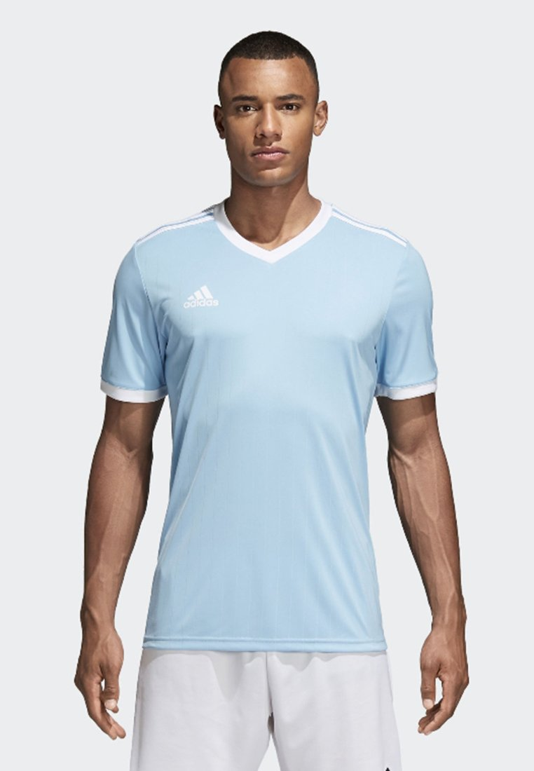 adidas Performance - TABELA 18 JERSEY - Sportswear - light blue