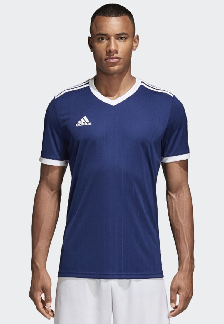 adidas Performance - TABELA 18 JERSEY - Sportswear - dark blue/white