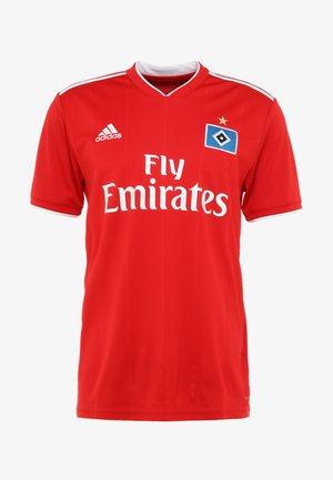 HSV - Artykuły klubowe - scarlet/white
