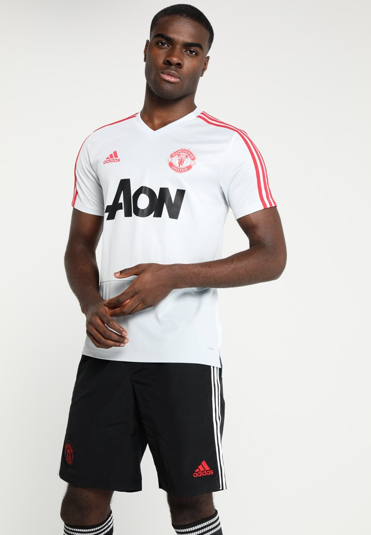 adidas Performance - Manchester United FC  - Article de supporter - grey/red