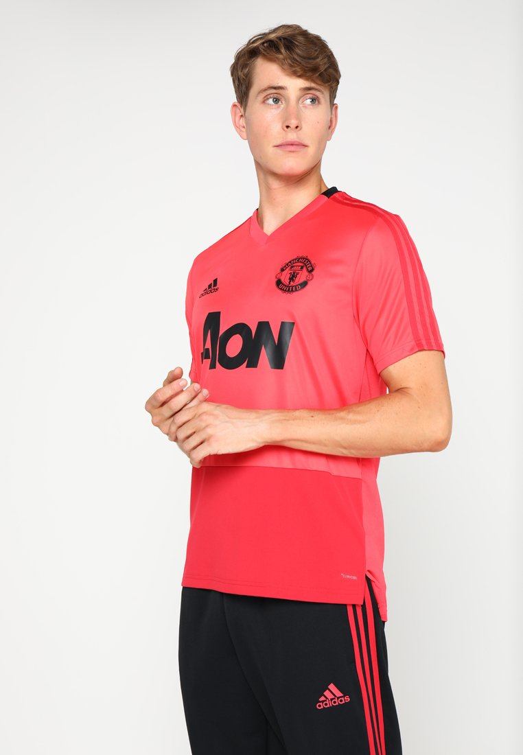 adidas Performance - Manchester United FC  - Article de supporter - core pink/blaze red/black