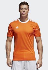 adidas Performance - SQUADRA 17 JERSEY - Teamwear - orange - 0